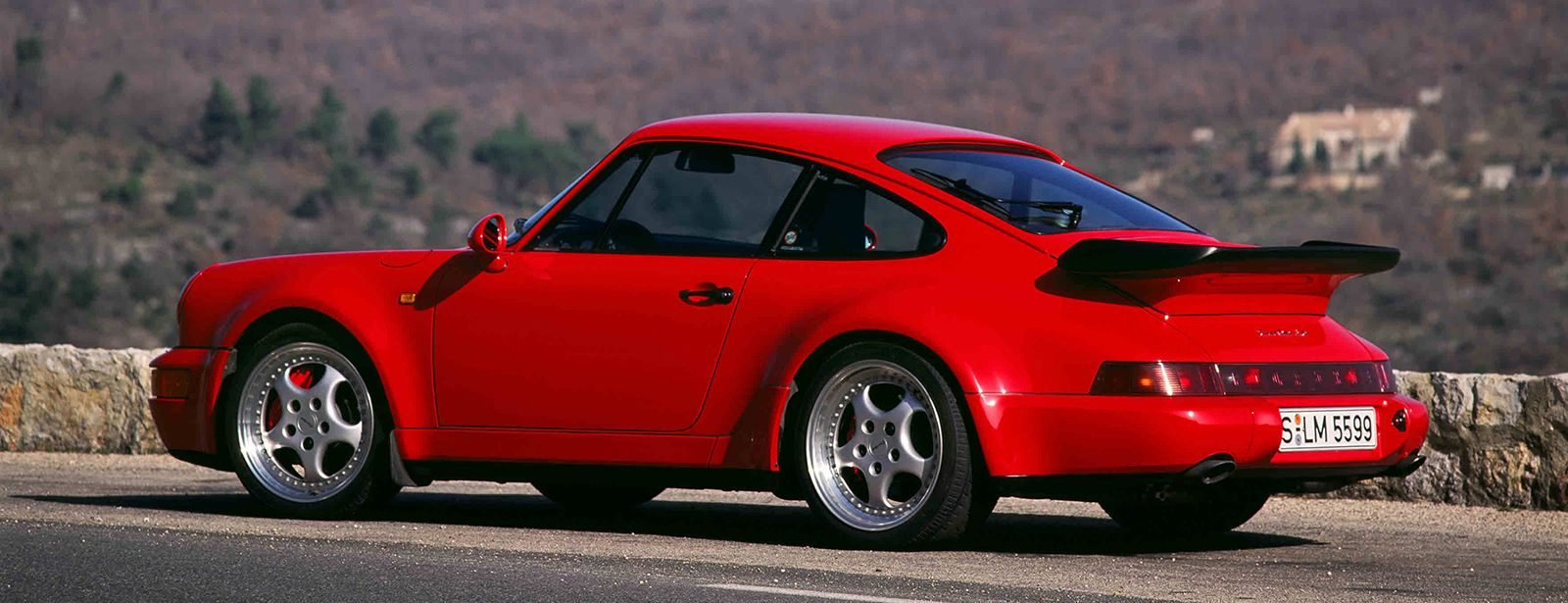 Porsche 964 Turbo 1991-1993
