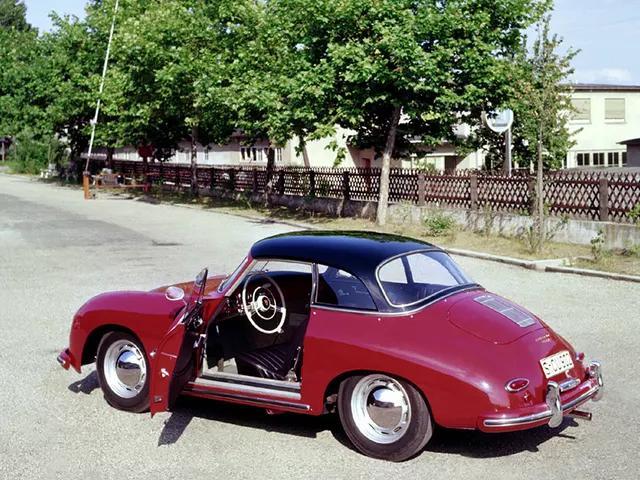 Porsche 356A 1600 Hardtop 1958-1959