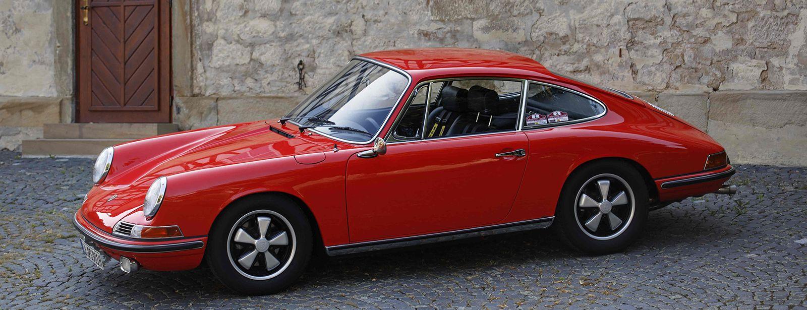 Porsche 911 modelo F 1963-1973