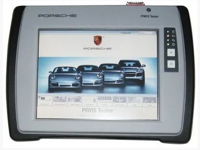 Porsche PIWIS tester geração 1