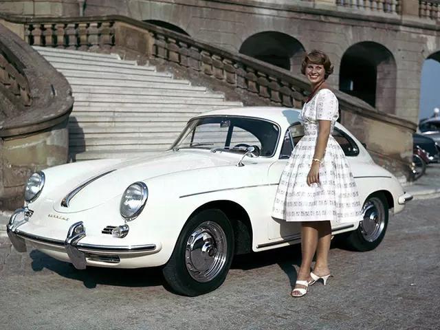 Porsche 356 B 1600 Super 90 1960-1963