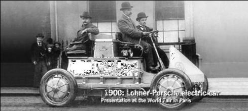 Historia da Porsche