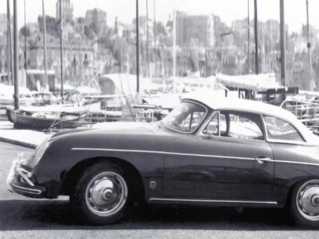 Porsche 356A 1600 Super Hardtop 1958-1959