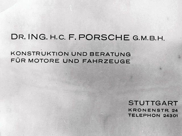 Porsche Engineering Dr. ING. H. C. F. Porsche G.M.B.H.