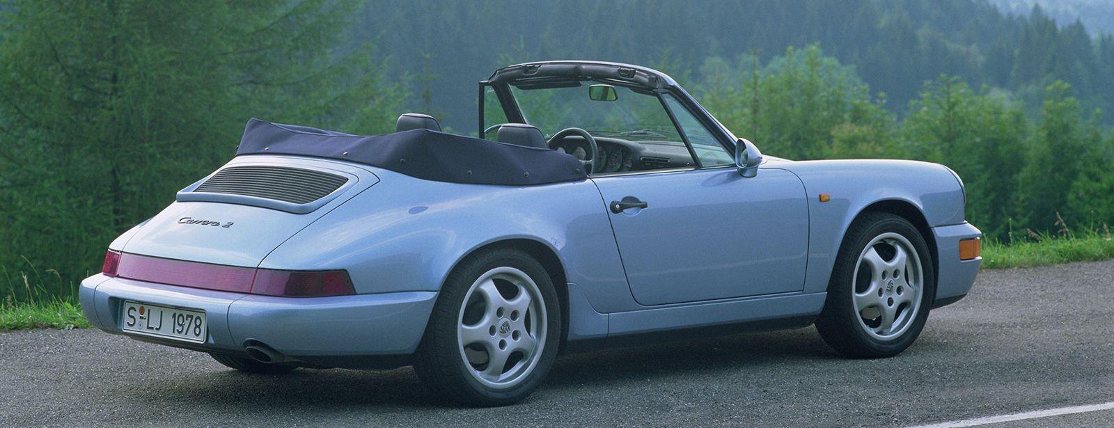 Porsche 964 1989-1993
