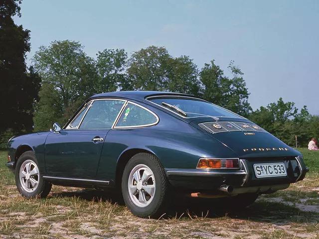 911 S 2.0 911 S 2.0 Targa 1967-1968