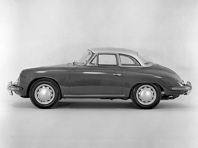 Porsche 356C 1600 1964-1965