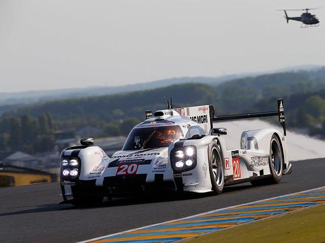Porsche Engineering Le Mans
