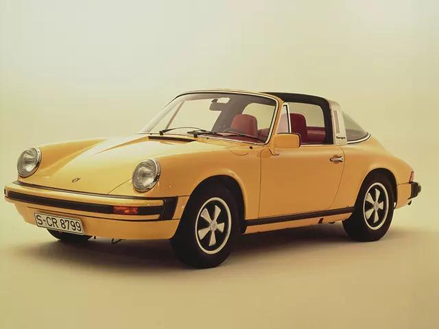 911 2.7, 911 2.7 Targa 1976-1977