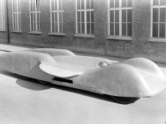 Porsche Engineering recorde mundial de velocidade Tipo 80