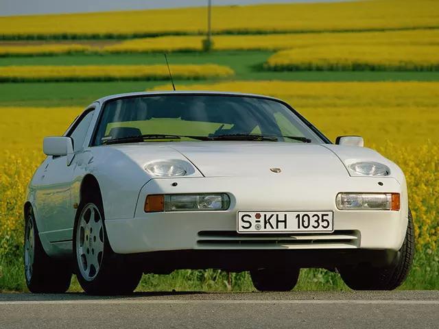 Porsche 928 GT Primavera 1989-1991