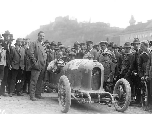Porsche Engineering Prince Henry