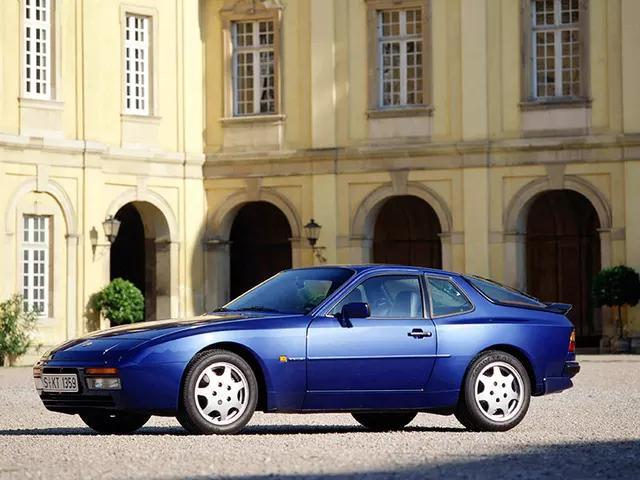 Porsche 944 S2, 944 S2 Cabriolet 1989-1991