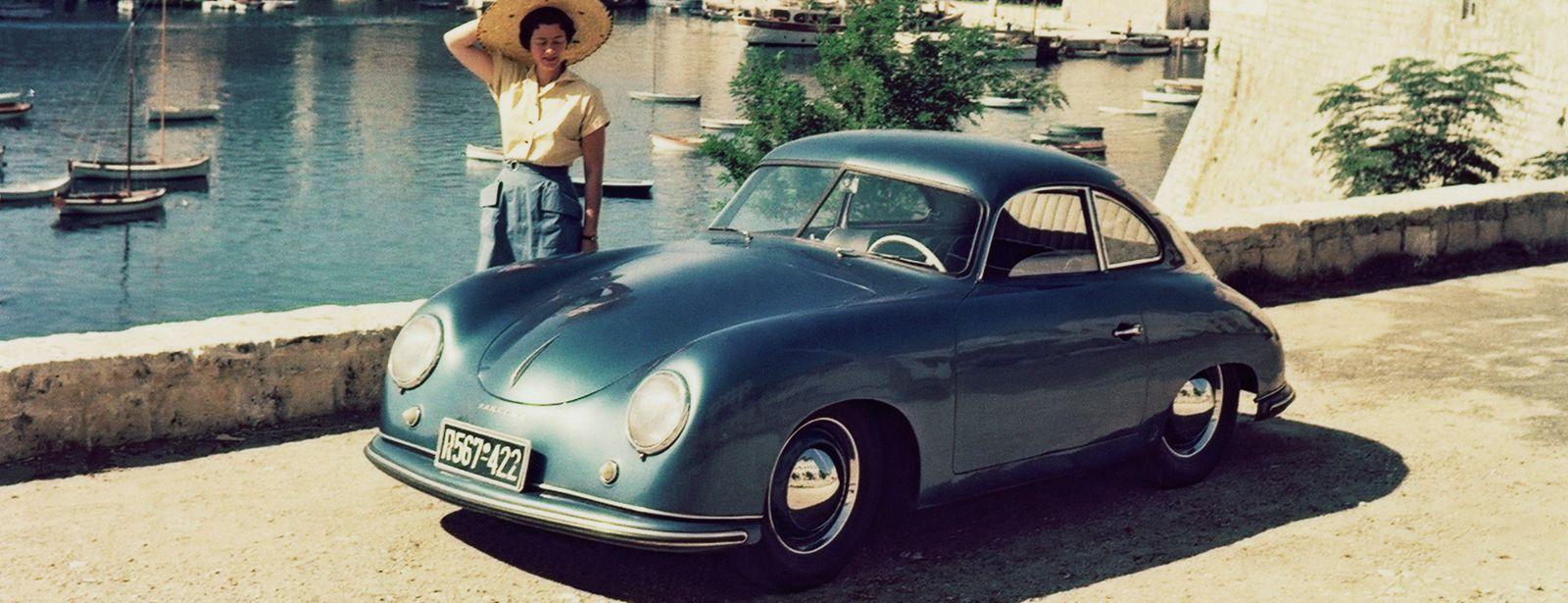 Porsche 356 1948-1956