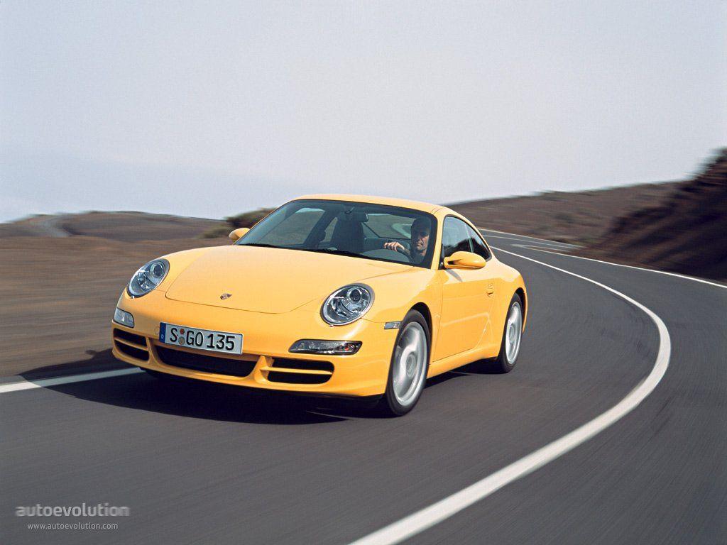Porsche 997 geração 1 911 2004-2008