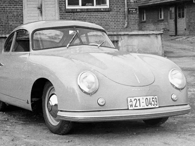 Porsche 356 1100 1950-1954