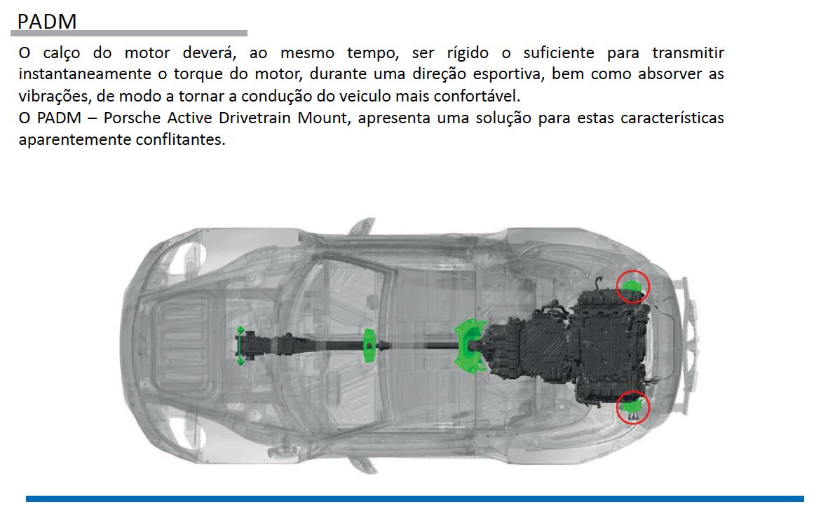 Sistemas de Controle de estabilidade Porsche pg30
