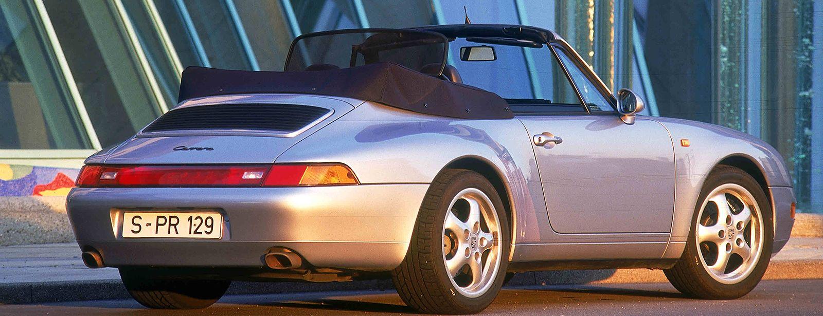 Porsche 993 911 1994-1998