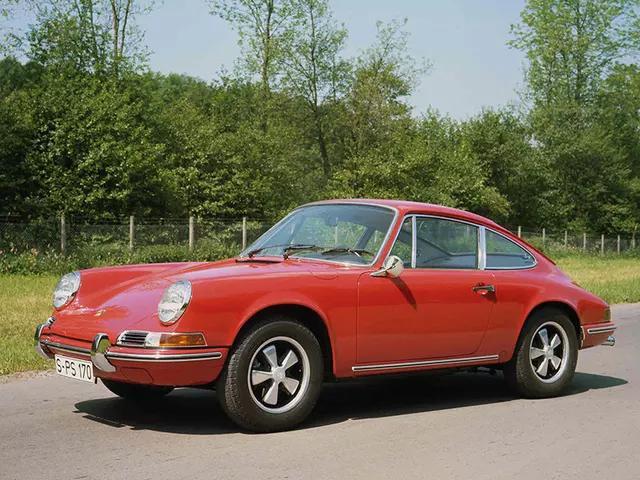 911 T 2.0, 911 T 2.0 Targa 1968-1969