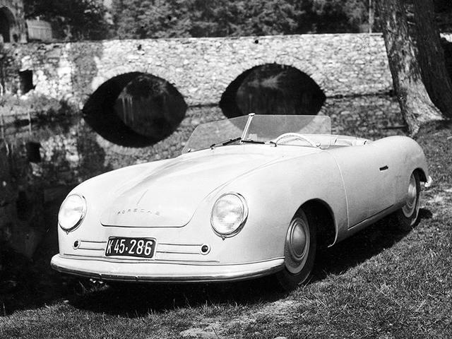 Porsche Engineering Porsche 356