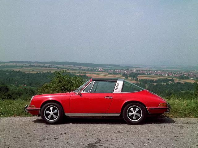 911 T 2.2, 911 T 2.2 Targa 1970-1971