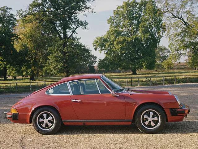 911 2.7, 911 2.7 Targa 1974-1975
