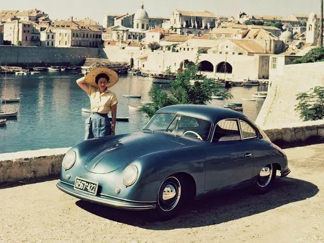 Porsche 356 1300 1951-1953
