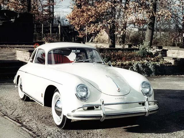Porsche 356 Super 1956-1959