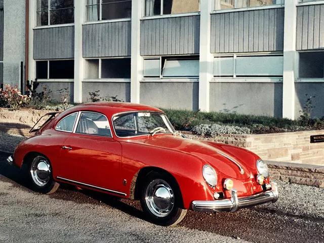 Porsche 356 1300 1954-1955