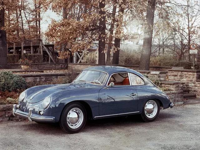 Porsche 356A 1300 1956-1957