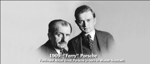 Porsche uma historia de vitorias
