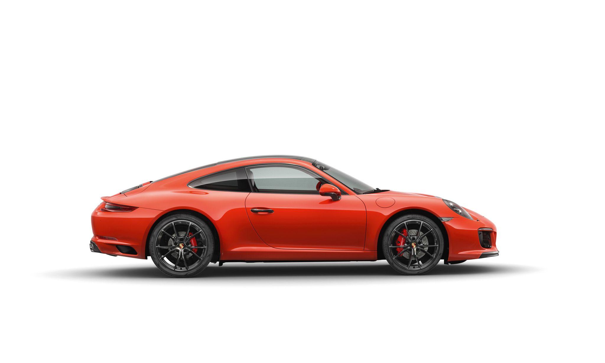 Porsche 991.2 geração 2 911 2016-2019