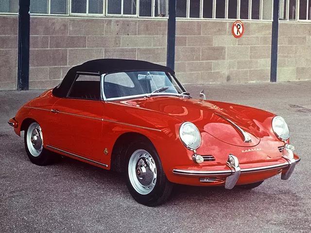 Porsche 356 B 1600 Super 90 Roadster 1960-1962