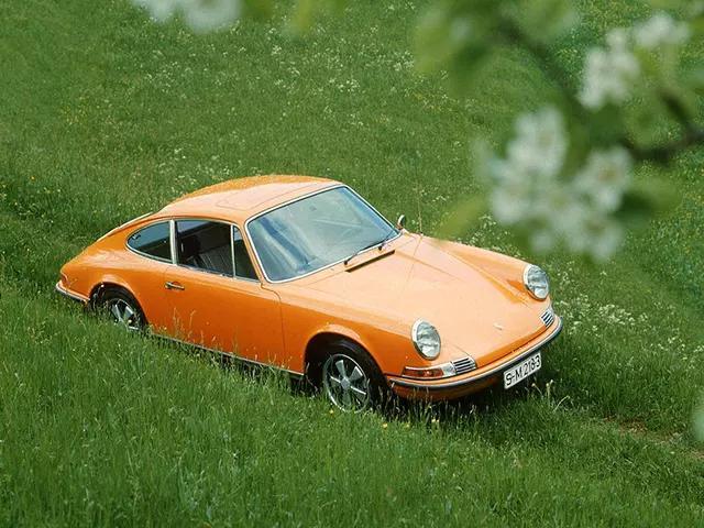 911 E 2.2, 911 E 2.2 Targa 1970-1971