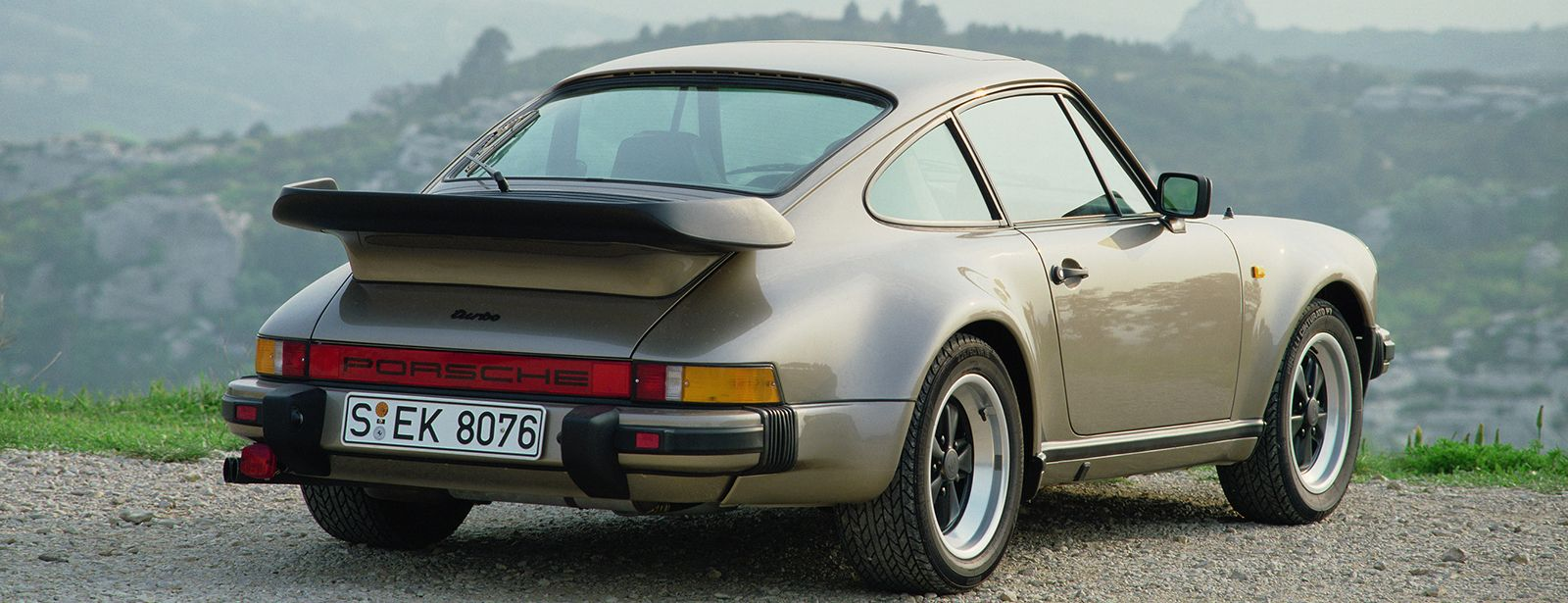 911 Turbo 1975-1989