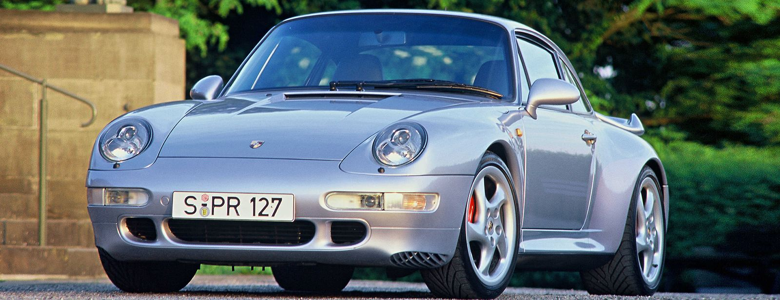 Porsche 993 911 Turbo 1995-1998
