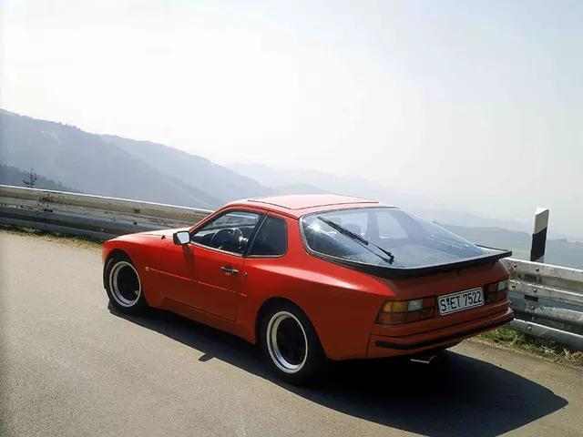 Porsche 944 2.5 1982-1988