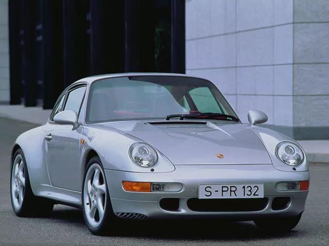 Porsche 993 911 Carrera 4S 1996-1998