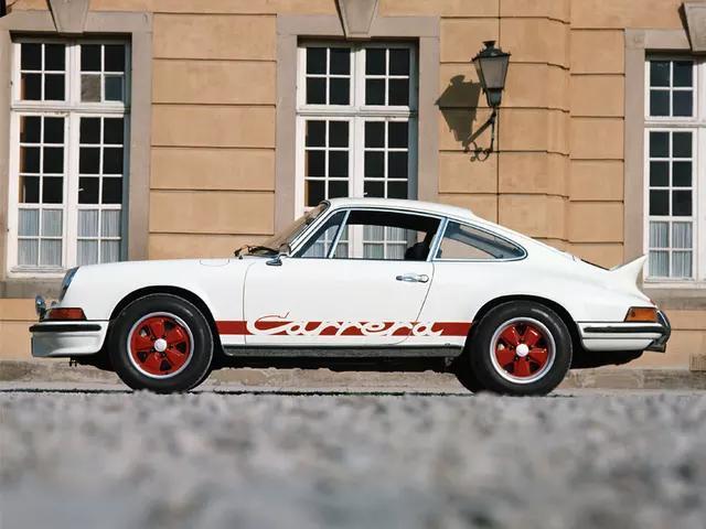 911 Carrera RS 2.7, Touring model M472 1973