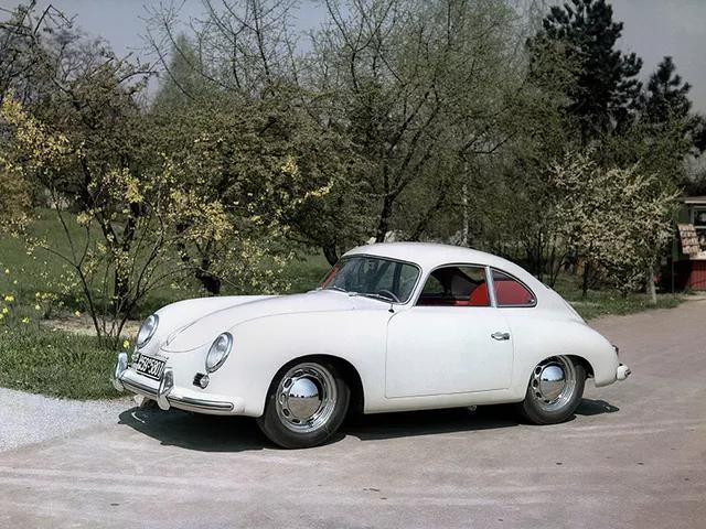 Porsche 356 Super 1953-1955