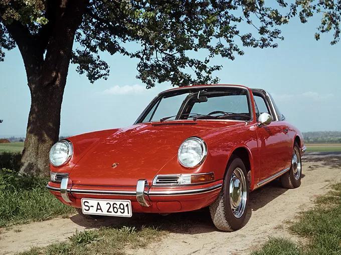 Porsche 911 2.0 Targa 1967