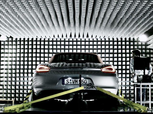 Porsche Engineering Porsche Engineering Services GmbH