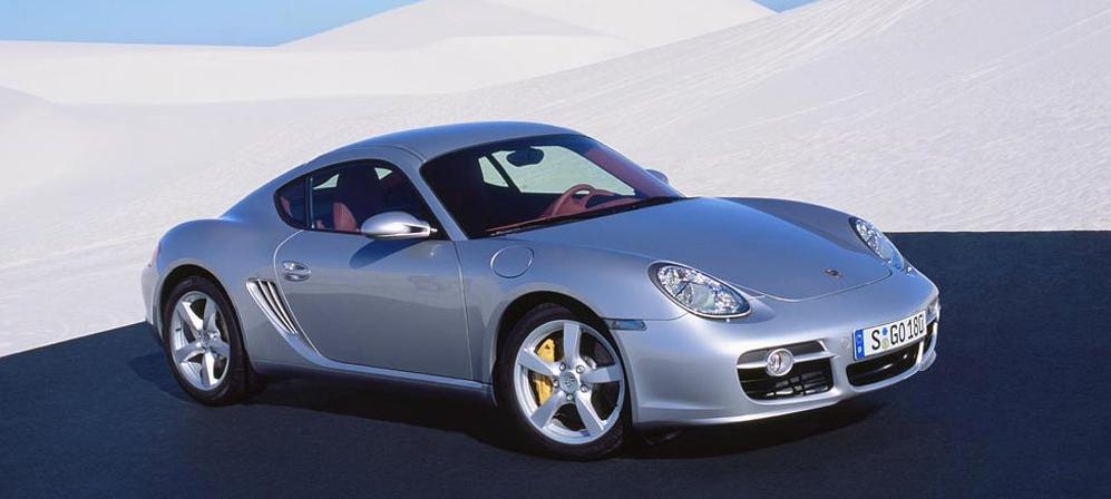 Porsche 987C Cayman 2005-2008
