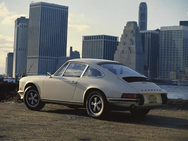 911 S 2.4, 911 S 2.4 Targa 1972-1973