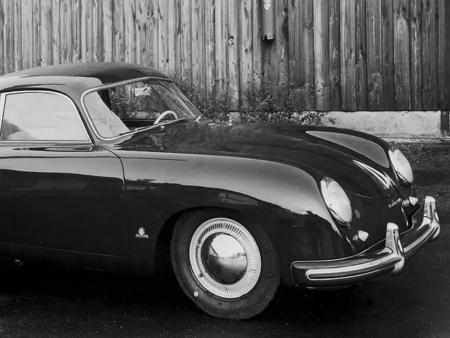 Porsche 356 1500 1953-1955