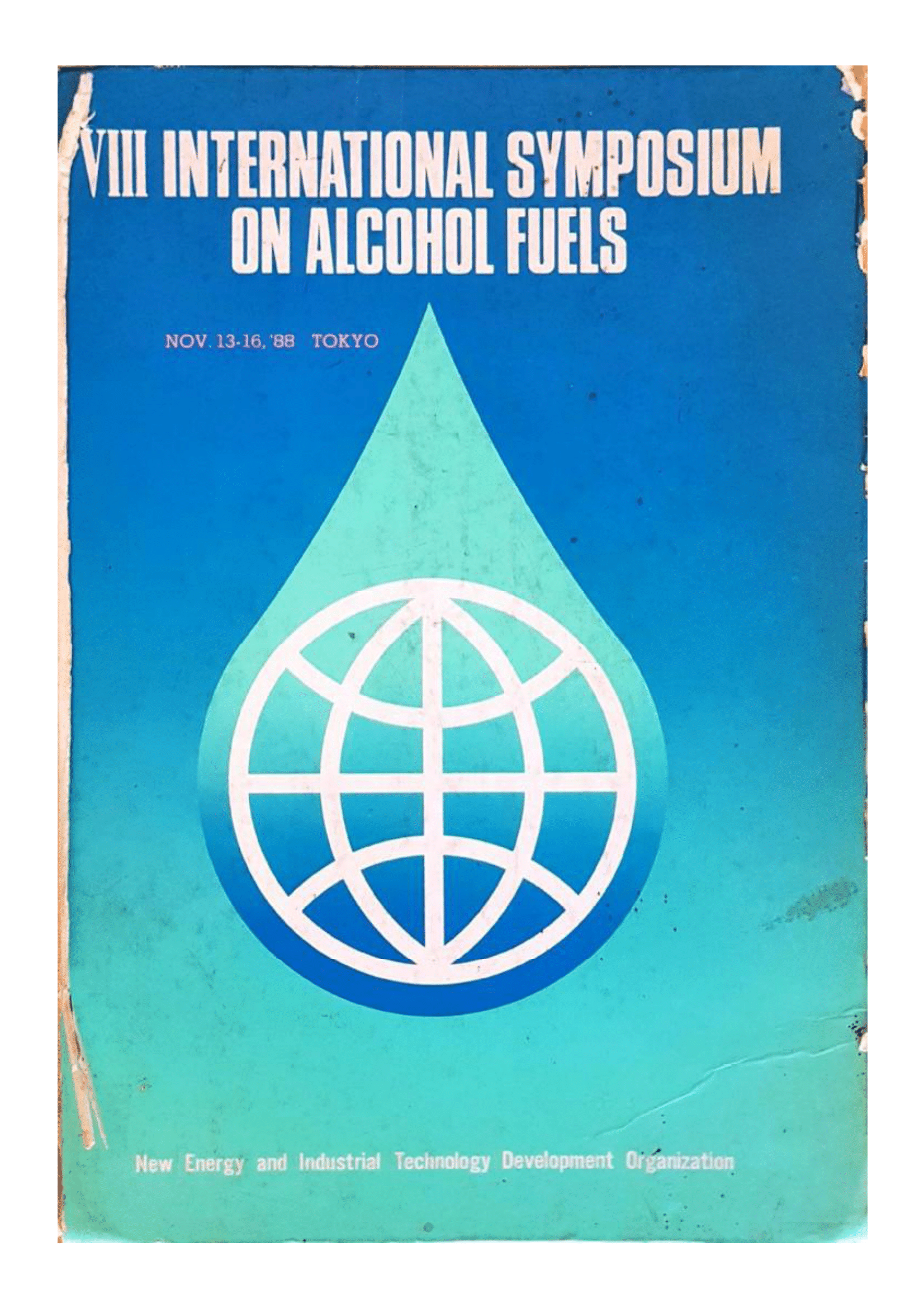 VIII Simposio Internacional de Alcool como combustivel