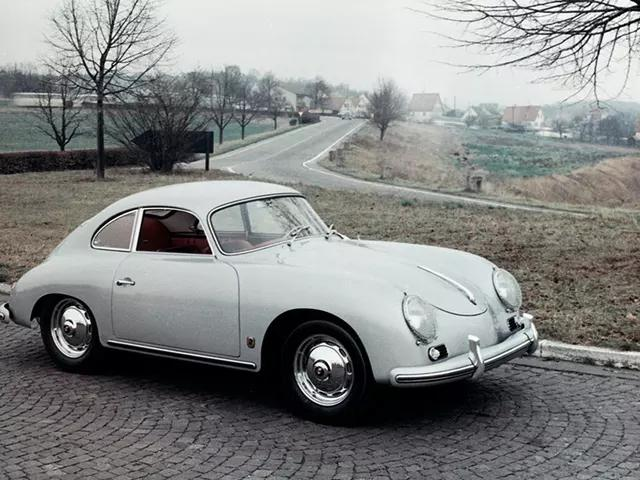 Porsche 356A 1300 Super 1956-1957