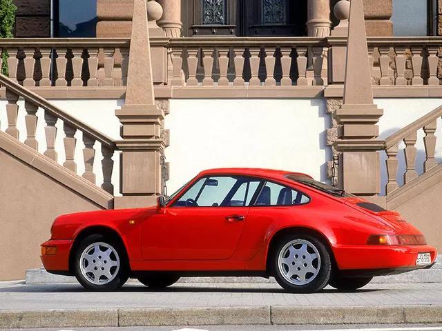 964 911 Carrera 4 1989-1993