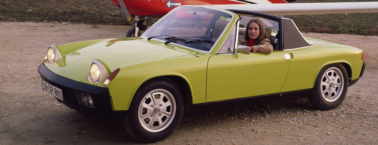 Porsche 914 1970-1976