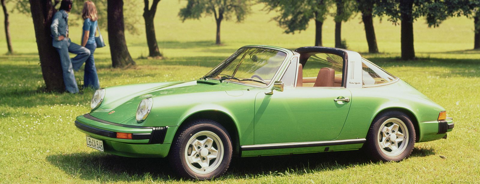 Porsche 911/911S 1974-1977